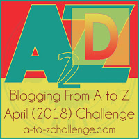 A to Z challenge 2018 D