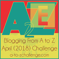 A to Z challenge 2018 E