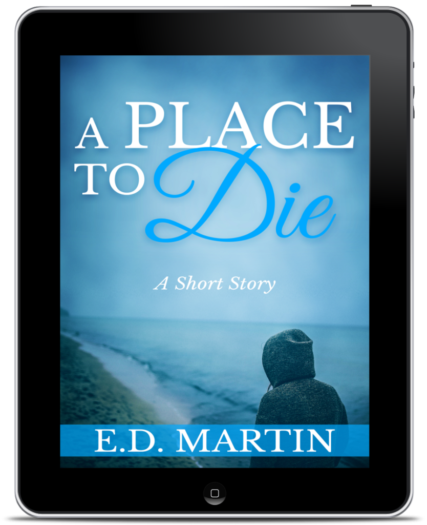 A Place to Die Cover
