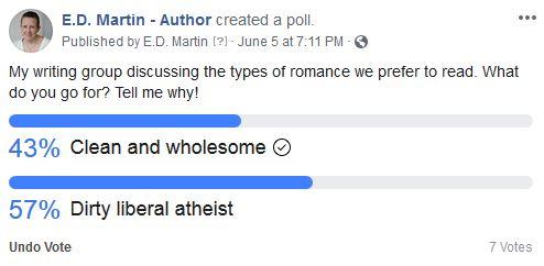 RomancePollFB