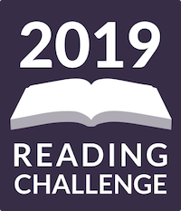 2019 goodreads challenge logo