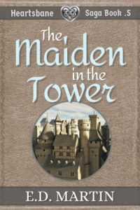 The Maiden in the Tower cover