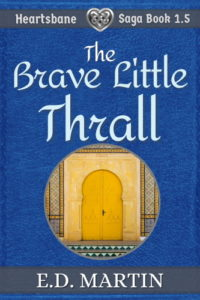 Brave Little Thrall cover