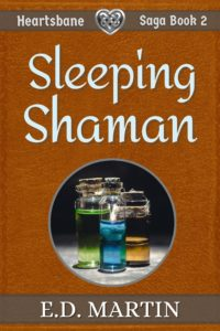 Sleeping Shaman cover